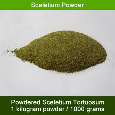 Sceletium Powder 1kg